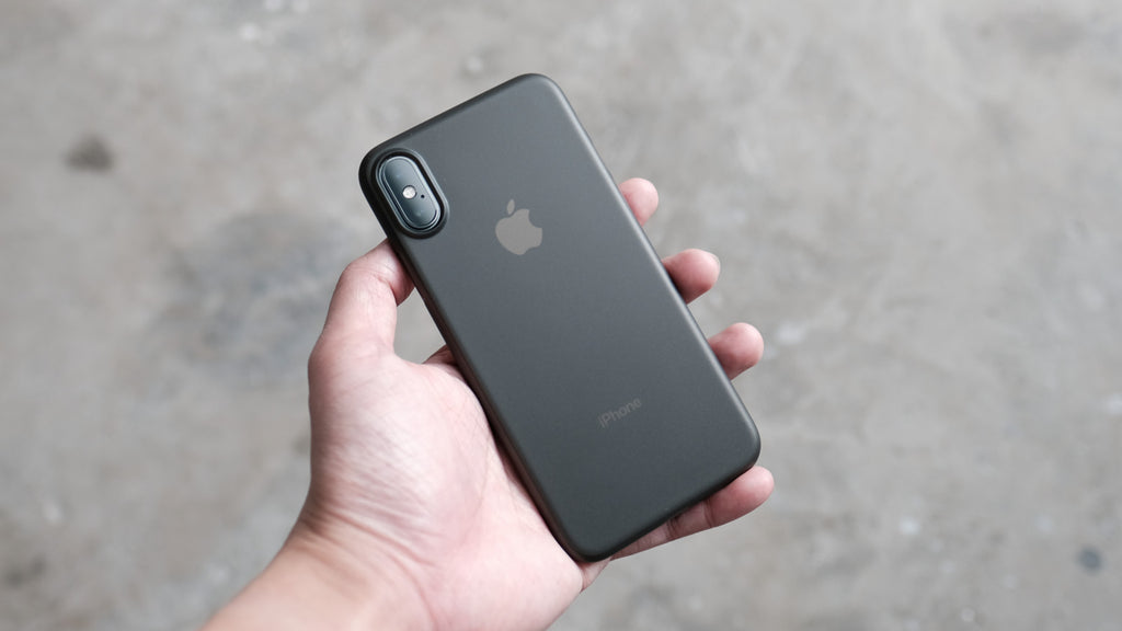 Bare Naked Ultra Thin Case for Apple iPhone X - No Birthmarks - Branding-Free