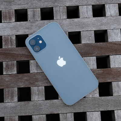 Bare Naked Ultra Thin Case for iPhone 12 and iPhone 12 mini -  Frost