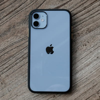 Bare Armour - Minimalist Shock Resistant Case for iPhone 11