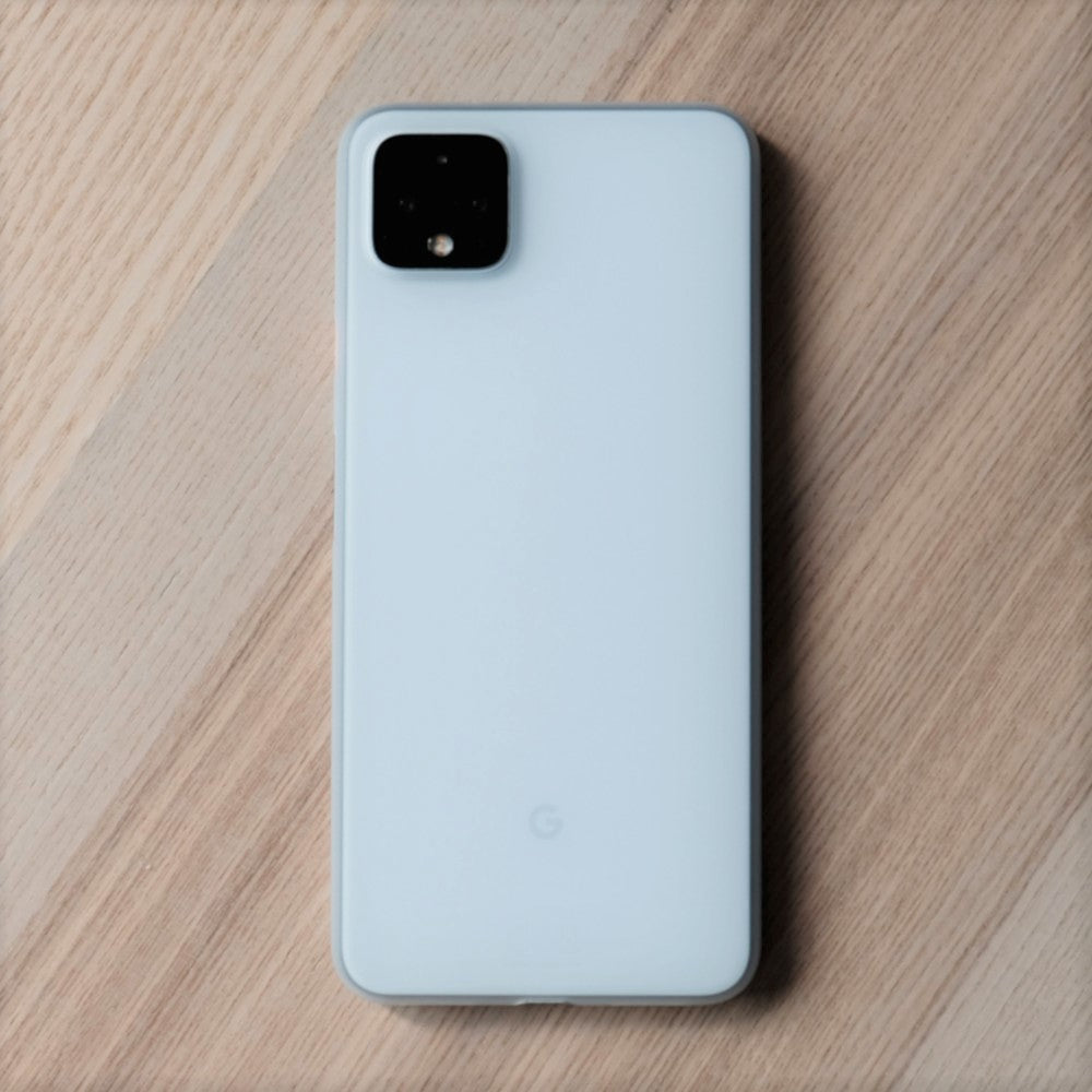 Bare Naked - Thinnest Case for Google Pixel 4 and 4 XL - Frost