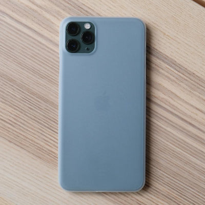 Bare Naked - Thinnest Case for iPhone 11 Pro Max - Frost