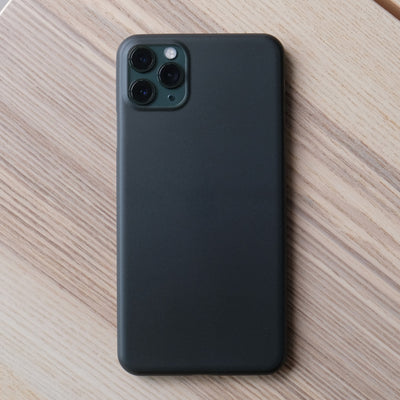 Bare Naked - Thinnest Case for iPhone 11 Pro Max - Smoke