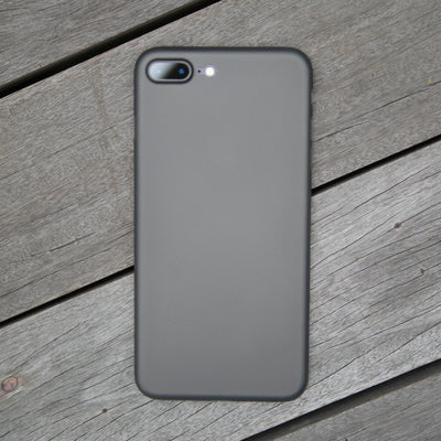 Bare | Naked - Ultra Slim iPhone 7 & 7 Plus Case - Black
