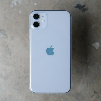 Bare Naked EX - Thinnest Clear Case for iPhone 11 - Clear
