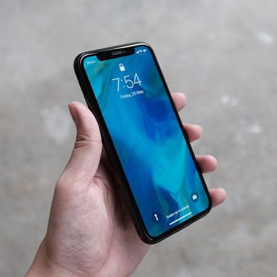 Bare: Naked EX for iPhone X - The Thinnest Clear Case for iPhone X - Barely There