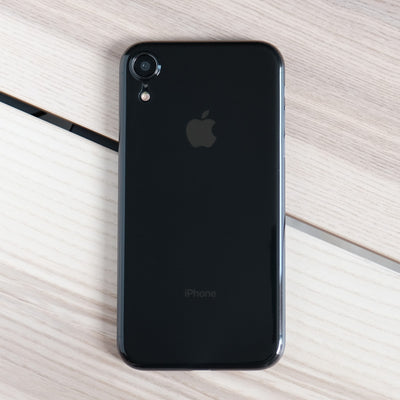 Bare Naked EX Thinnest Clear Case for iPhone XR - Onyx
