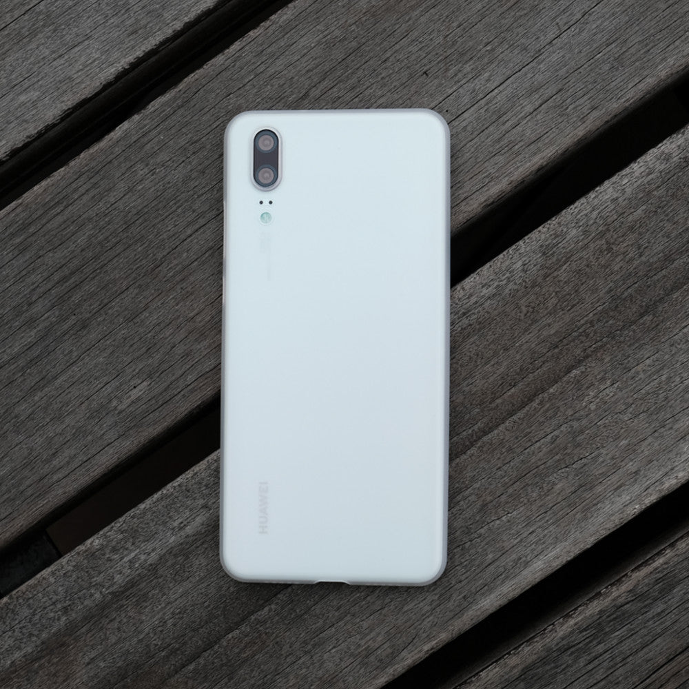 Bare Naked Ultra Thin Case for Huawei P20 - Frost