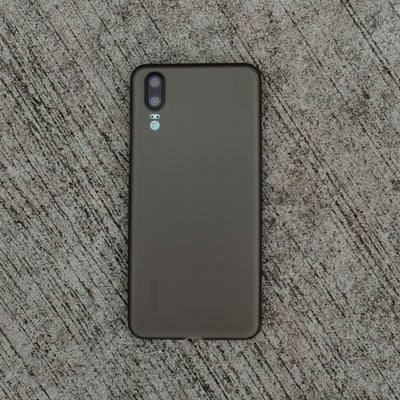 Bare Naked Ultra Thin Case for Huawei P20 - Smoke