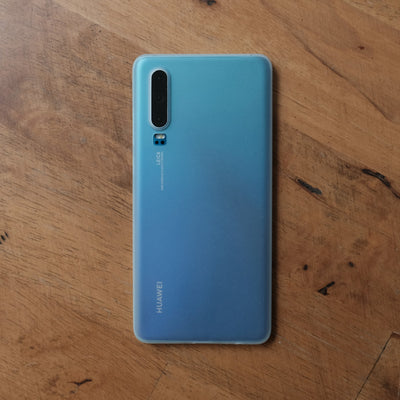 Bare Naked Ultra Thin Case for Huawei P30 - Frost