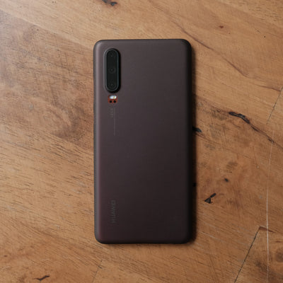 Bare Naked Ultra Thin Case for Huawei P30 - Smoke