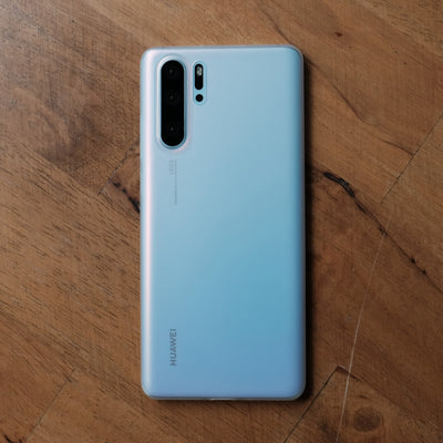 Bare Naked Ultra Thin Case for Huawei P30 Pro - Frost