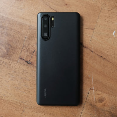 Bare Naked Ultra Thin Case for Huawei P30 Pro - Smoke