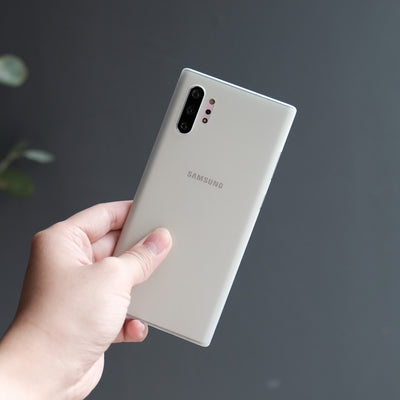 Bare Naked Ultra Thin Case for Samsung Galaxy Note 10 and Note 10+