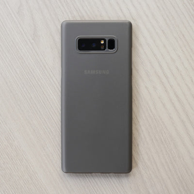Bare Naked Ultra Thin Case for Samsung Galaxy Note 8 - Smoke