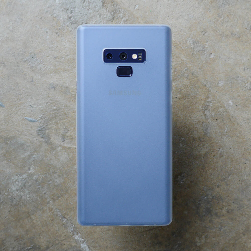 b2b7248c2d17 Bare Naked Ultra Thin Case for Samsung Galaxy Note 9 - Frost