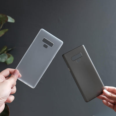 Bare Naked Ultra Thin Case for Samsung Galaxy Note 9 - Smoke and Frost