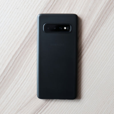 Bare Naked Ultra Thin Case for Samsung Galaxy S10 Plus - Smoke