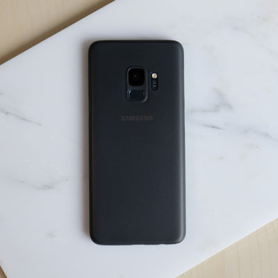 Bare Naked Ultra Thin Case for Samsung Galaxy S9 - Smoke