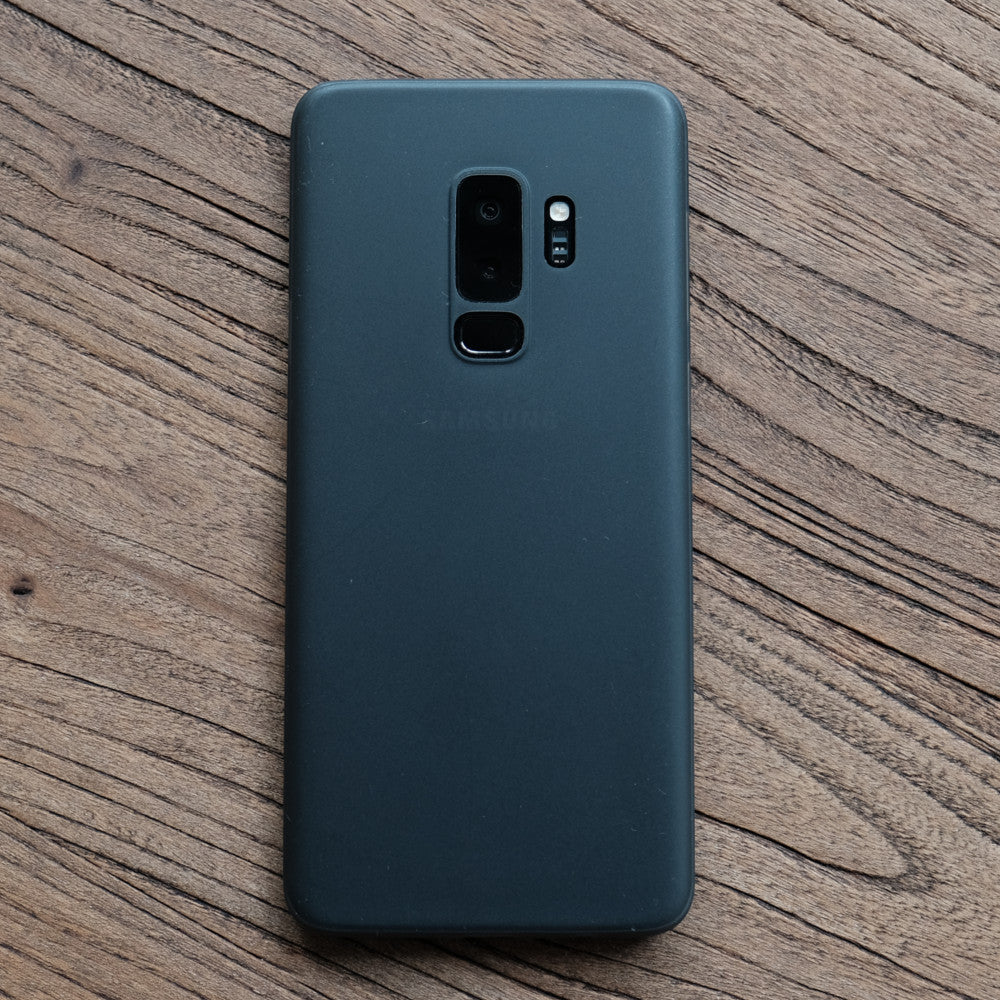 Bare Naked Ultra Thin Case for Samsung Galaxy S9 Plus - Smoke