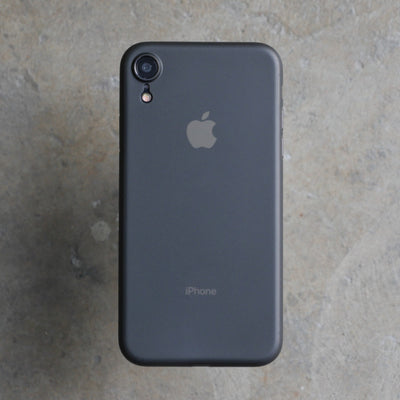 Bare Naked Ultra Thin Case for iPhone XR - Smoke