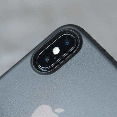 Bare Naked Ultra Thin Case for iPhone X - Camera Lip
