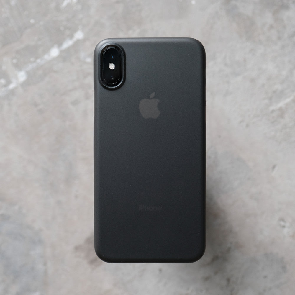 0ca375669b3c Bare Naked Ultra Thin Case for iPhone X - Smoke