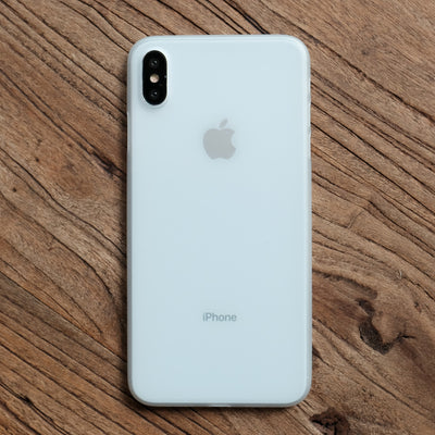 Bare Naked Ultra Thin Case for iPhone Xs Max - Frost