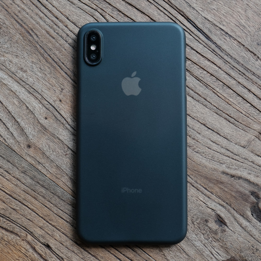 8fc37c108d4b Bare Naked Ultra Thin Case for iPhone Xs Max - Smoke