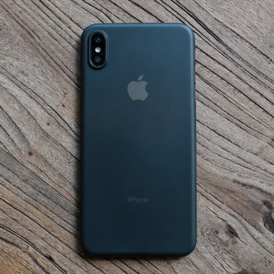 Bare Naked Ultra Thin Case for iPhone Xs Max - Smoke