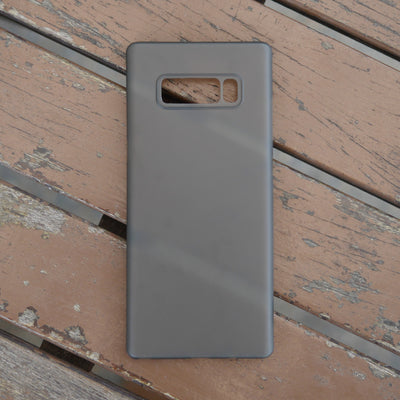 Bare: Naked - for Galaxy Note 8 - Ultra thin case for Samsung Galaxy Note 8 - Smoke
