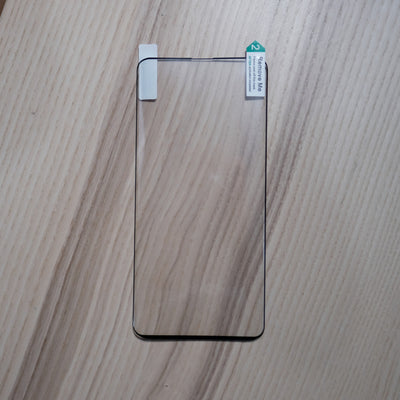 Bare Pane - Full-Coverage Hybrid Ultra-thin Nano Glass Screen Protector with Full Adhesive for Samsung Galaxy S10
