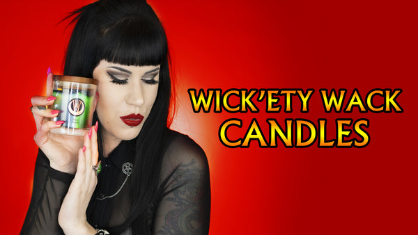 My FAVOURITE Candle & Scent Brand: Wickety Wack + CANDLE GIVEAWAY!!!