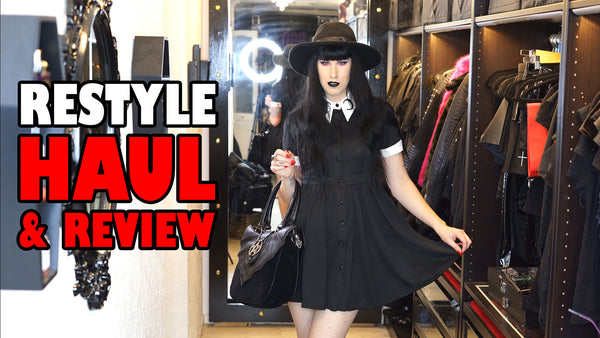 Restyle Haul + Try On.