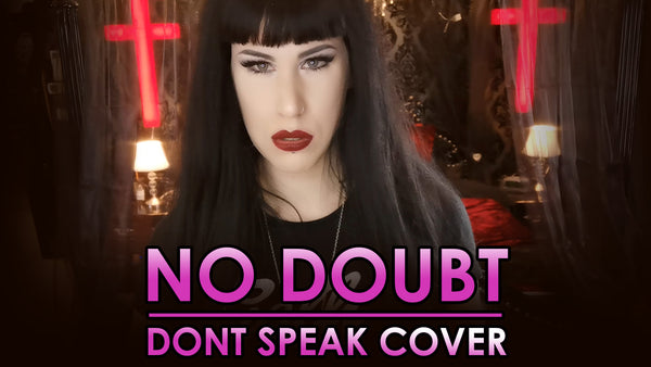 No Doubt - Dont Speak Cover by Avelina De Moray.