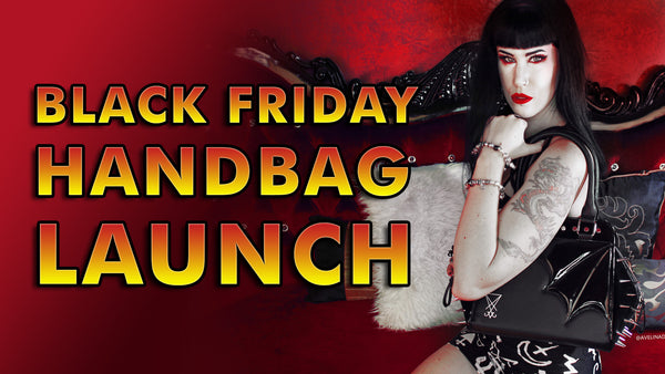 The Launch Of My Black Friday *LARGE AF* Handbag!