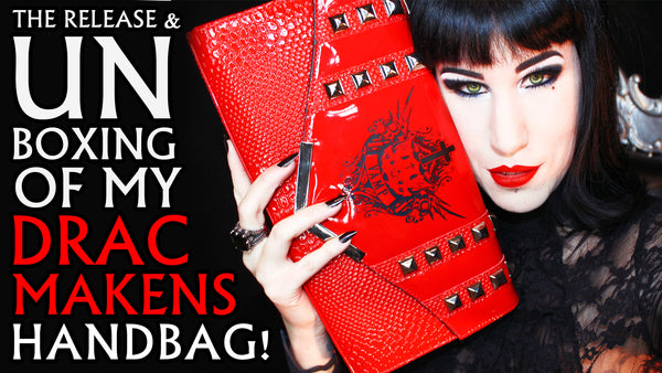 The Release & Unboxing Of My Drac Makens handbag
