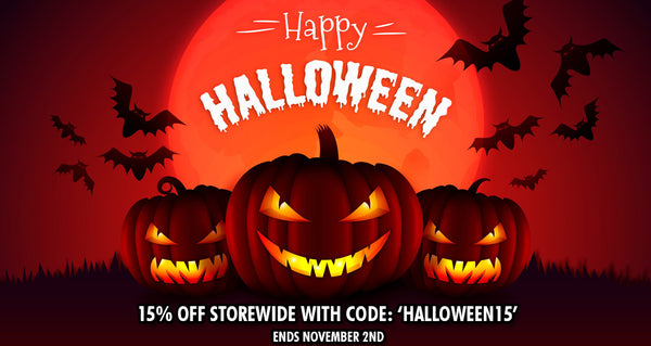 Halloween Sale!  Ends MIDNIGHT Nov 6th *EXTENDED*