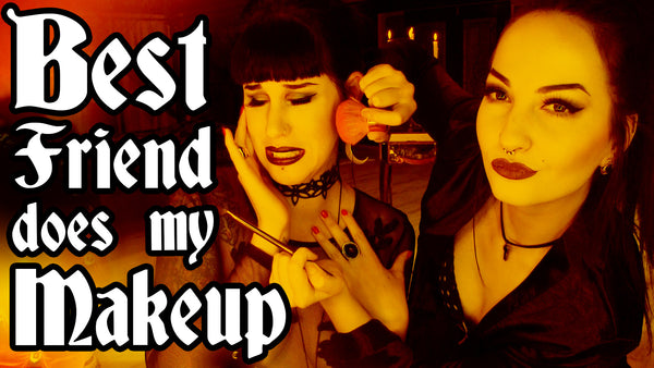 My Best Friend Does My Makeup Tag