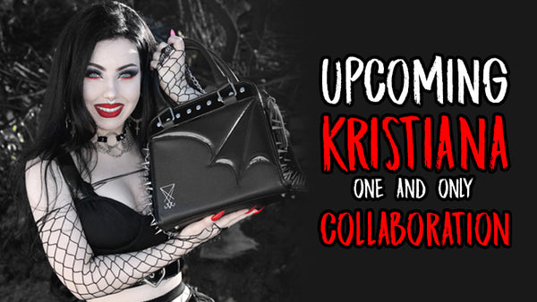 COLLABORATION ANNOUNCEMENT: Kristiana One And Only
