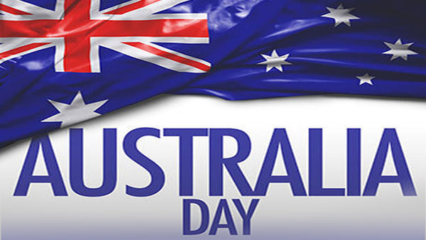 Australia Day 25% OFF store wide!