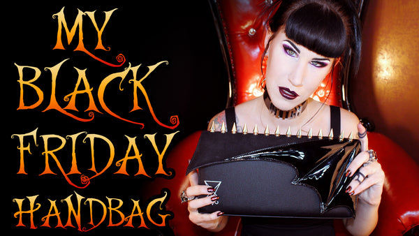 The Launch Of My Black Friday Handbag + Unboxing