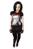 Blood For Baphomet Girls T-shirt