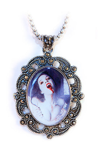 The Deadly Departed Pendant