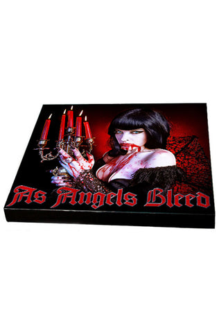 Countess Elizabeth Bathory Canvas