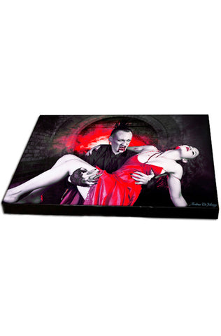 Immortal Temptress Canvas
