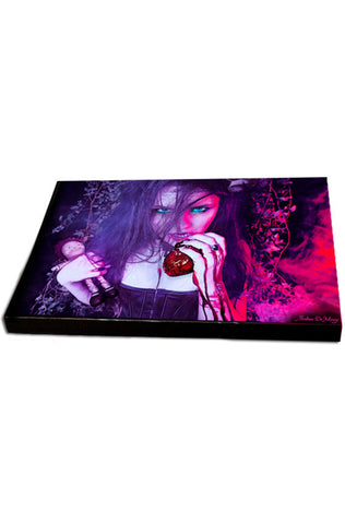 Blood For Baphomet Canvas