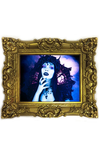 ReeRee Phillips framed artwork - Immortal Temptress