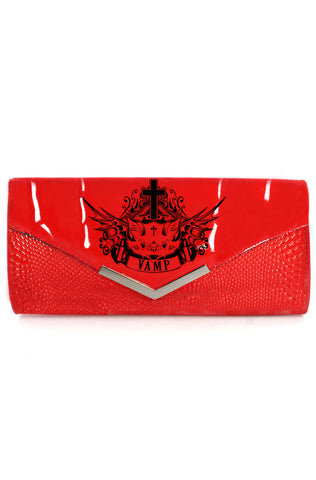 Drac Makens Wallet Red