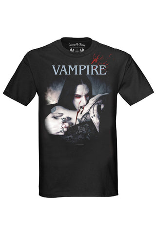 Carpathian Kiss Mens T-shirt