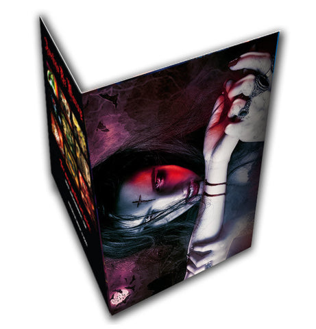 Countess Elizabeth Bathory Greeting Card